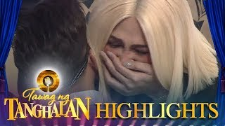 Vice gets emotional and hugs Jhong | Tawag ng Tanghalan