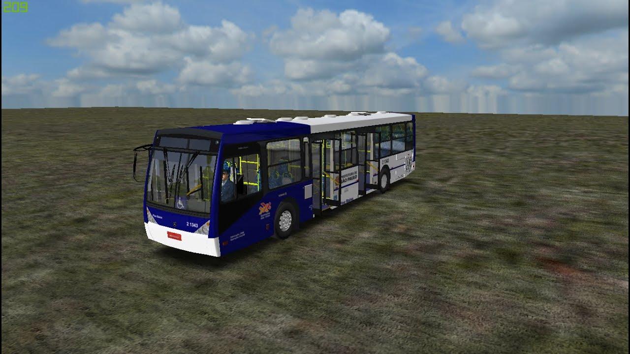 MODINHO PARA MILLENNIUM II O500u by LMA - OMSI - Simulador de Ônibus
