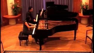 Britten Piano Concerto Op.13 movement 1