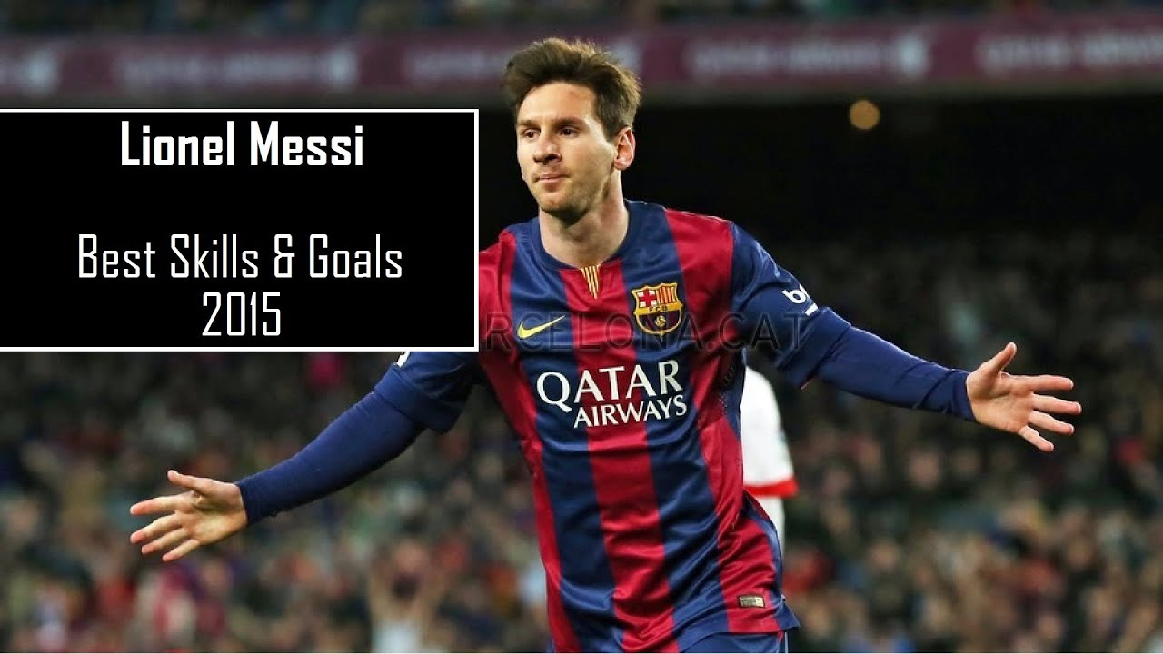 Lionel Messi Best Skills & Goals 2015 FC Barcelona 2014 ...