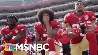 The NFL Gives In To President Donald Trump | Deadline | MSNBC