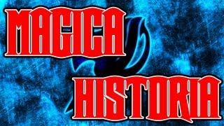 Deoxys Beats - Magica historia (Fairy Tail) - RAP Instrumental