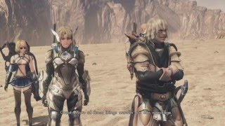 Xenoblade Chronicles X Affinity Mission - Yelv 2 - Arms and the Man - ENGLISH