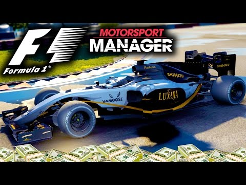 NEW F1 SEASON BEGINS IN 2022! | Motorsport Manager PC