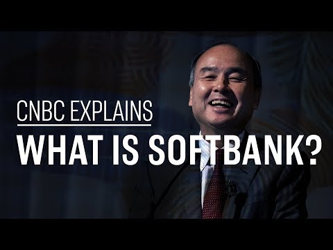 What is Softbank?