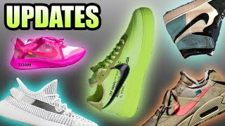 Off White AIR FORCE 1 Release Date | PG 2.5 PLAYSTATION | Sneaker Updates 14