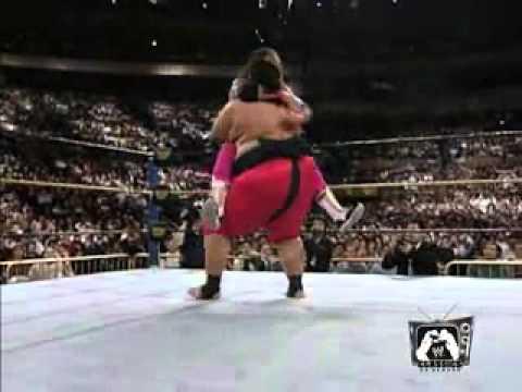 Download Wrestlemania 10: Bret Hart vs Yokozuna