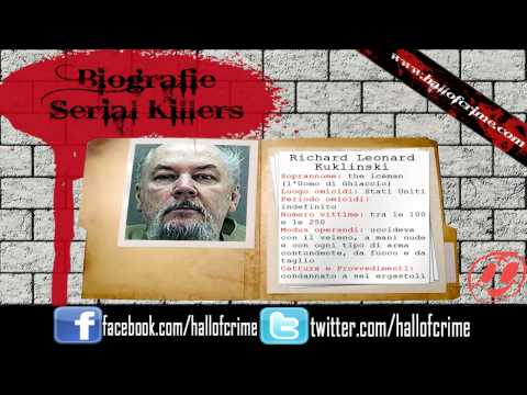 biografie serial killer - RICHARD LEONARD KUKLINSKI  ---WWW.