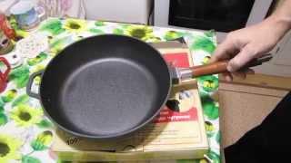 Чугунные сковородки БИОЛ - обзор и подготовка к использованию
