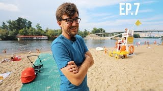 More cool places in Kyiv (HONEST VLOG)