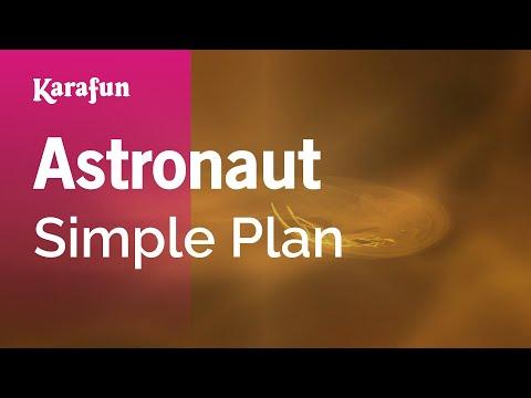 Karaoke Astronaut - Simple Plan *