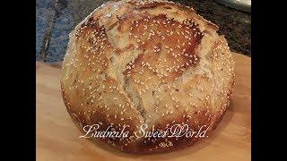 Хлеб на закваске Самый удачный и вкусный