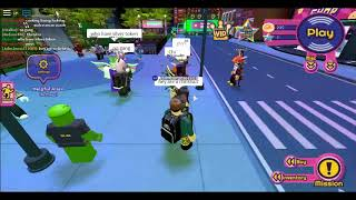 CHRISTSU GAMING ON ROBLOX ROBEATS!!!