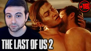 THE LAST OF US 2 - UN MOMENTO INTIMO +18 #9