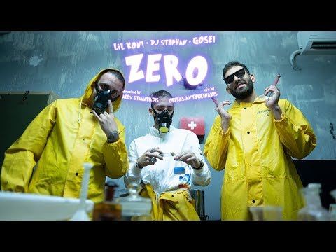 LIL KONI X DJ STEPHAN X GOSEI - ZERO - Official Video Clip