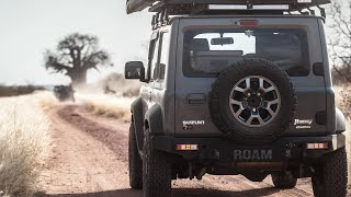 Exploring The Borderlands With The Suzuki 4x4 Club  (2019) [JB74 Jimny]