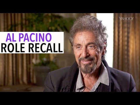 Louie Cruz - Al Pacino Talks His Biggest Roles, Godfather, Scarface, Serpico, Heat