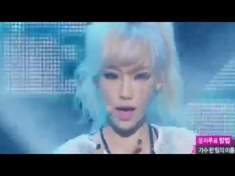 150822 SNSD 소녀시대 (Girls' Generation) – You Think LIVE @ Music Core