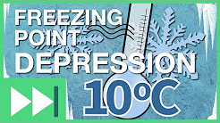 What Is Freezing Point Depression? | Fast Forward Teachable Moment
