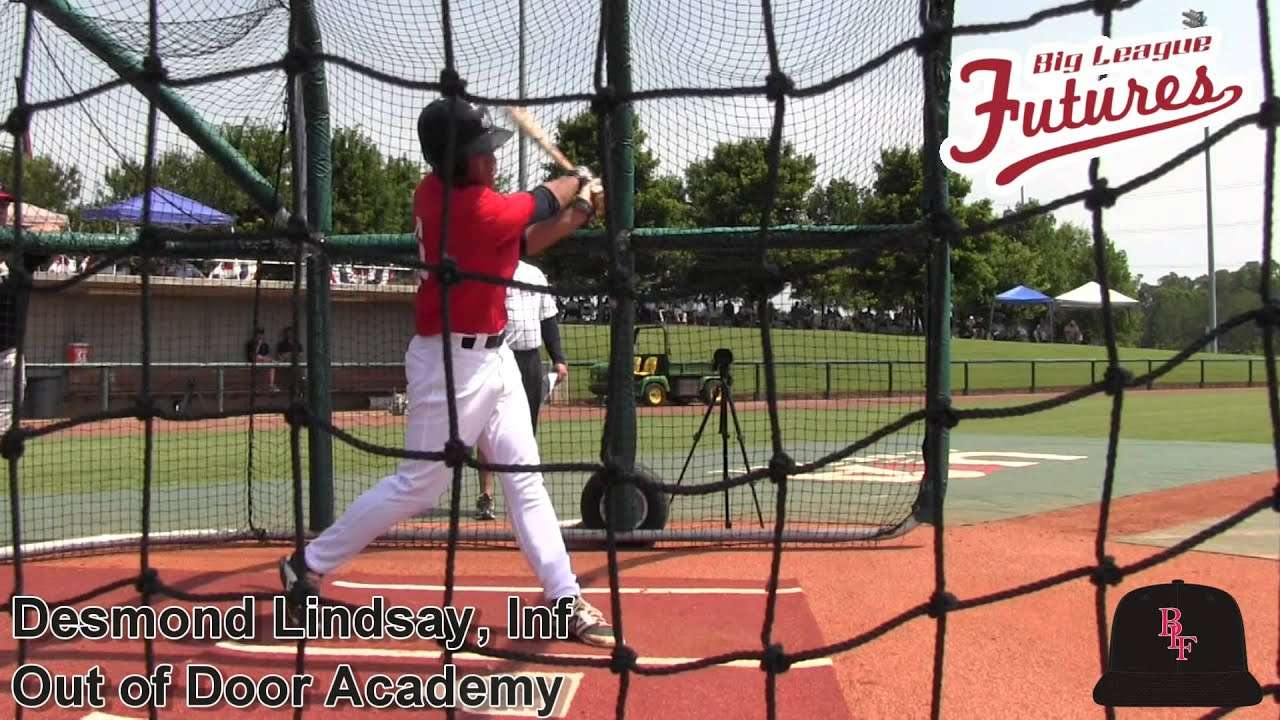 Desmond Lindsay Prospect Video INF Out of Door Academy Class of