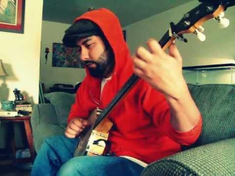 Snap Jackson - Foggy Mountain Breakdown (Clawhammer banjo) - YouTube