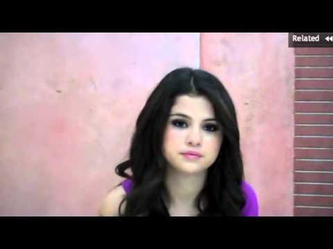 "Interview with Selena Gomez for ""The Wizards Return Alex vs  Alex """