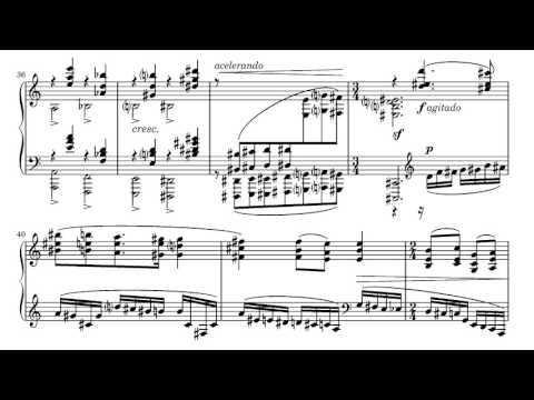 António Fragoso ‒ Nocturne in Db Major