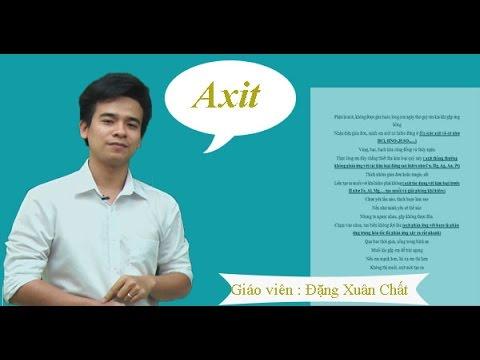 Thầy giáo trẻ dạy phân biệt axit – bazo bằng bài hát 'duyên phận'