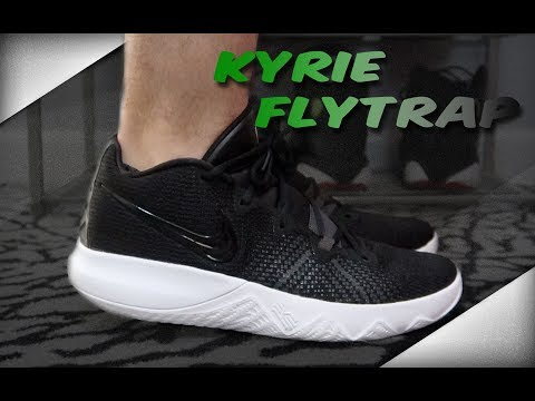 NIKE KYRIE FLYTRAP DETAILED FIRST IMPRESSIONS  7df4fb9e5