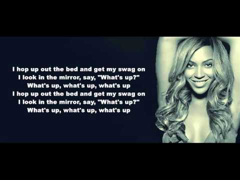 Beyonce - Hold Up Lyrics (+Audio)