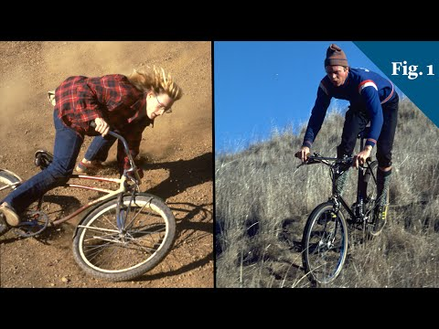 Renegades of Bike Culture, or How Mountain Biking Was Invented, fromtheUniversity of California'sFig.1 series