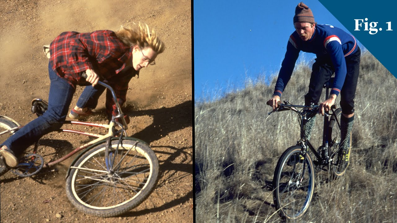 The Daredevils Who Invented Mountain Biking Youtube
