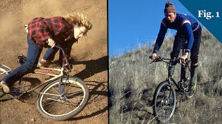 The Daredevils Who Invented Mountain Biking