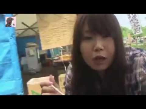 【SATOMI】秩父散策 芝桜 金バエがコメントして発狂するSATOMI