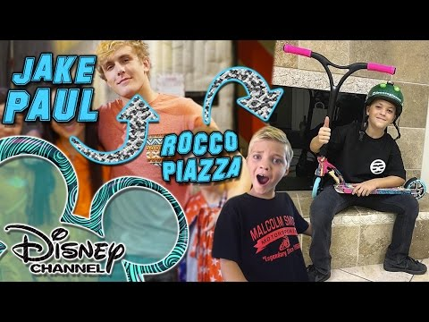 JAKE PAUL AND ROCCO PIAZZA ON Tv