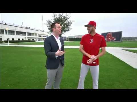 Chris Sale interview 2017 Boston Red Sox baseball