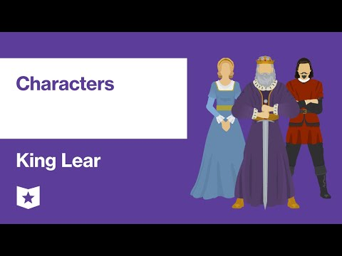 King Lear By William Shakespeare | Characters