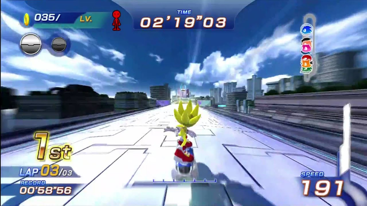 What If there was a Sonic Riders HD Remastered Collection?  Maxresdefault