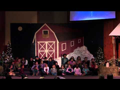 It All Happened in the Country - 2014 Children's Christmas Play
