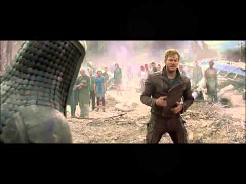 GUARDIANS OF THE GALAXY - Safety Dance  by Men Without Hats