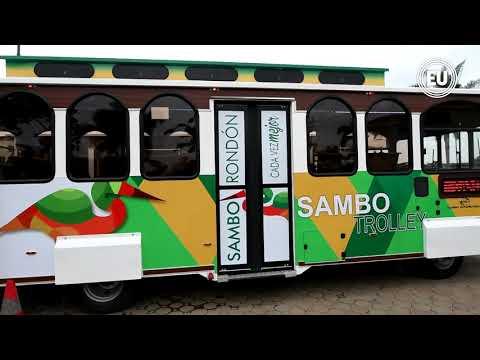 Buses tipo trolley recorrerán Samborondón desde el 2018
