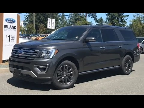 2019 Ford Expedition Limited Max Review| Island Ford