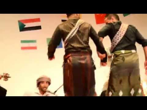 Yemeni Students Performance UCSI Culture Night 2014
