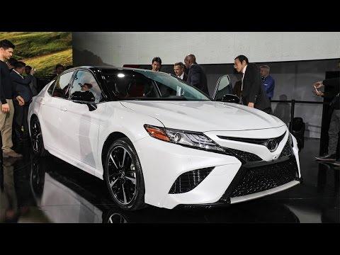 Toyota Camry 2017 2018 Тойота Камри 2017 2018 года Краткий