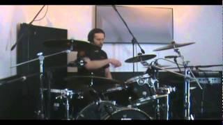David Diez recording Dark Times from Hedphelym E P  1