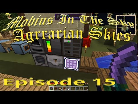 Mobius In The Sky: Precision - Agrarian Skies - ASKY 15