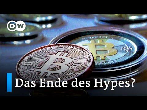 Kursstürze von Bitcoin und Co.: War's das für die Kryptowährungen? | DW Nachrichten