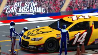 Pit Stop Stock Car Mechanic 3D (by Fazbro) Game Play
