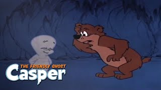 Casper Classics | Bedtime Troubles | Casper the Ghost Full Episode