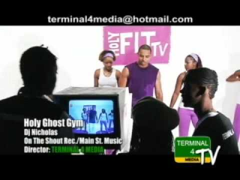 Holy Ghost Gym   Dj Nicholas